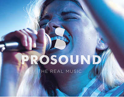 Logo an Brand Identity Prosound