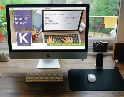 K Creative LLC Brand Refresh