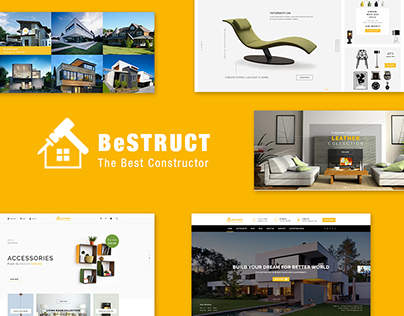 BeStruct - Construction & WooCommerce WordPress Theme