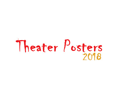 Theater Posters 2018