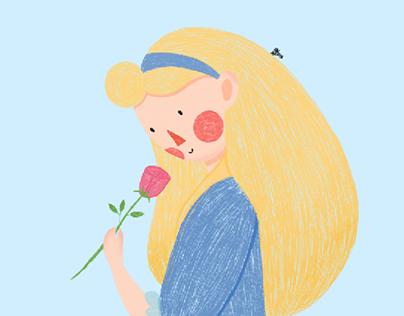Cinderella's Rose Garden