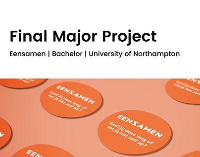Final Major Project - Eensamen