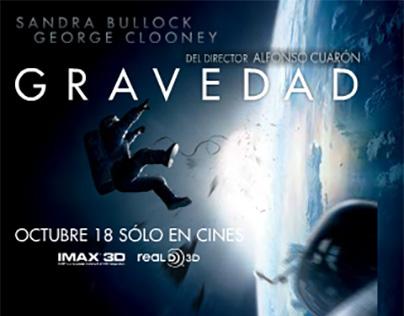 Gravedad / Levitator