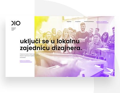 DIO - Dizajnerska Inicijativa Osijek