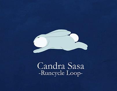 Candra-Sasa | Character Runcycle Loop