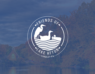 BRANDING | Friends of Lake Afton
