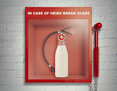 Heinz - Guerrilla Marketing