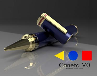 V0, Caneta Bauhaus