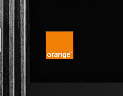 Orange Hot Summer