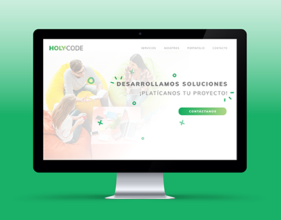 Holy-Code Web Design