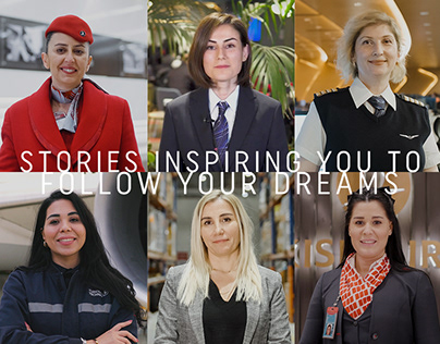 Turkish Airlines - Happy International Women's Day