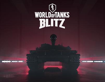 World of Tanks Blitz. STG premium tank presentation