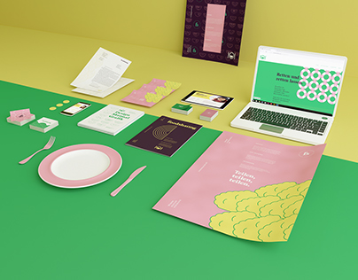 Branding for the NGO foodsharing e. V.