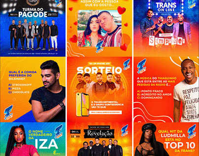 Social Media | Transcontinental Fm