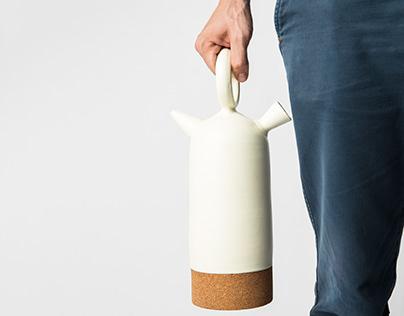 Búcaro — Chilled water anywhere.