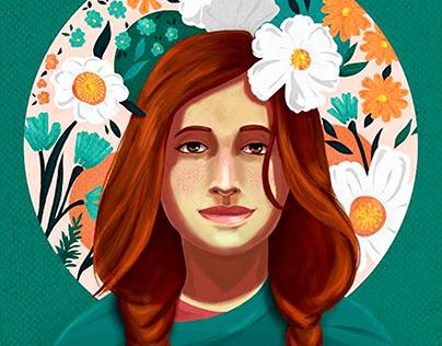 Woman Ilustration