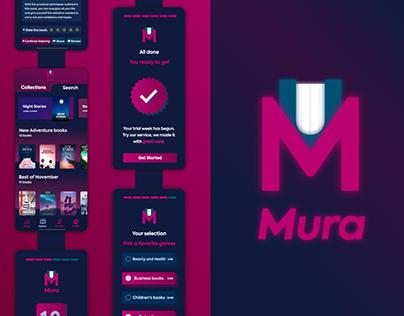 Mura — Book App