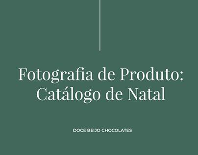 Fotografia | Catálogo de Natal Doce Beijo