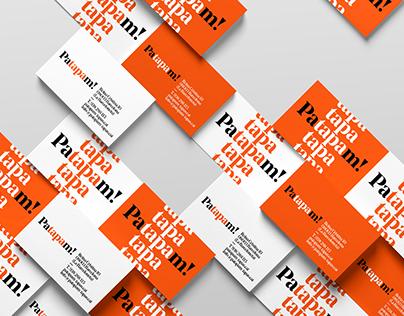 Patapam! | Naming | Brand Identity