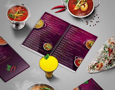 """Menu """"Sneha's"""" - Touch Of India"""