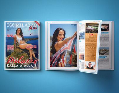 "Magazine ""Oggi Milazzo Plus"" n. 6"