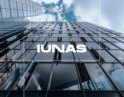 IUNAS - new branding