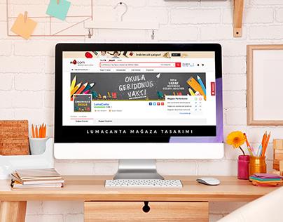 Lumacanta || Grafik ve E-ticaret Danışmanlığı