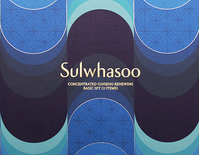 Various Packagings for Sulwhasoo
