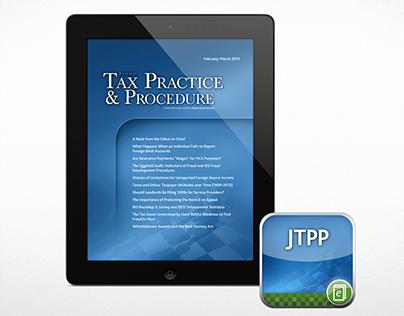 Journal of Tax Practice and Procedure iOS App