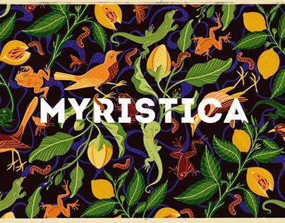 Myristica Pattern