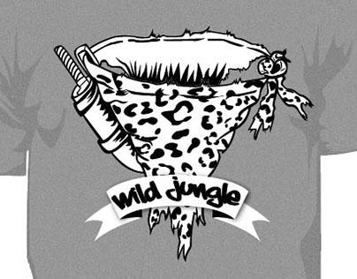 Wild Jungle (Tee-Shirts)