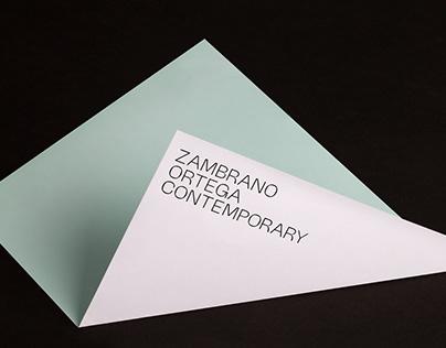 Zambrano Ortega Contemporary