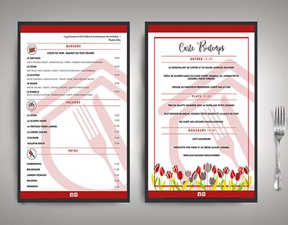 L'Art-Home Restaurant - Visual Identity