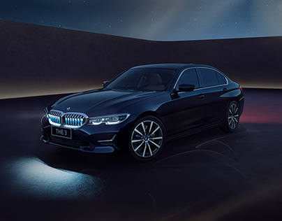 BMW INDIA - THE 3 GRAN LIMOUSINE - ICONIC EDITION