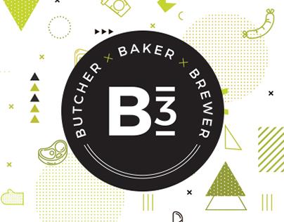B3 | Butcher × Baker × Brewer