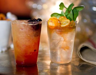 Cocktails Menu for Francis Mallmann