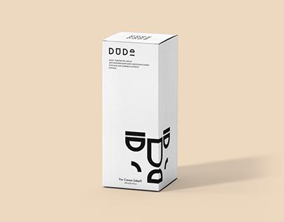 Dude → Cosmetics Branding
