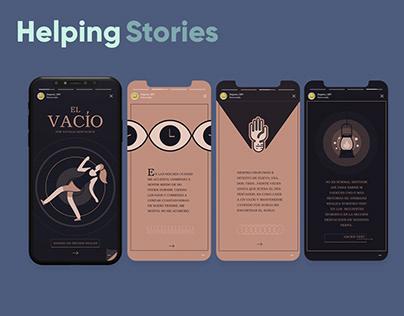 HELPING STORIES/TAFIL