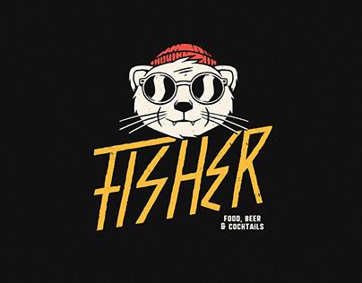 Fisher Brand Identity