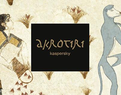 Akrotiri Kaspersky presentation 2019