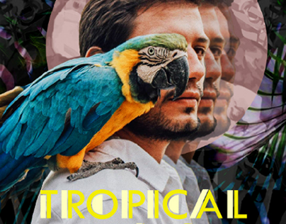 Collage   Tropical king