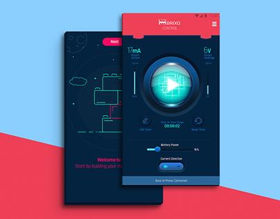 Toys App Design
