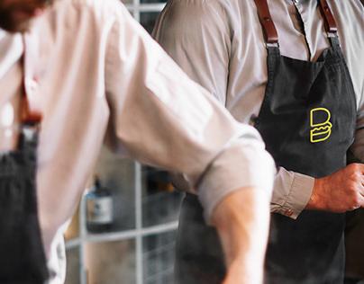 Buena Burger / Branding