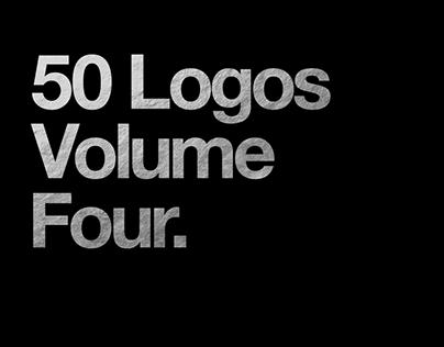 50 Logos / Volume Four.