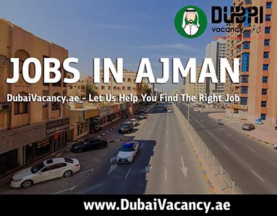 Jobs in Ajman