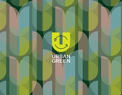 Design Thesis: Urban Green Branding