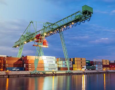 Stuttgarter Hafen