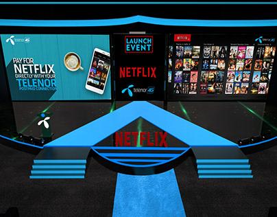 Telenor X Netflix
