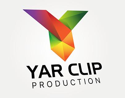 Yar Clip Production Logo Design