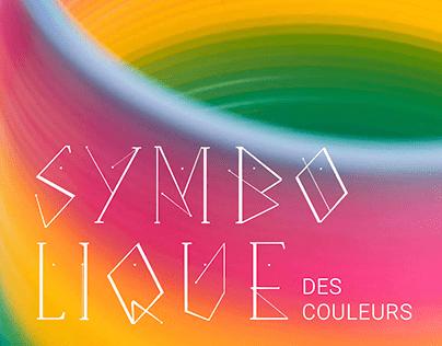 Symbolique des couleurs (livret/conférence)